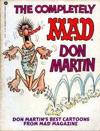 Cover Thumbnail for The Completely Mad Don Martin (Warner Books, 1974 series)  [Original Cover]