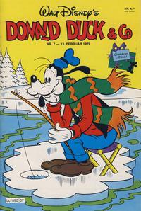 Cover Thumbnail for Donald Duck & Co (Hjemmet / Egmont, 1948 series) #7/1979