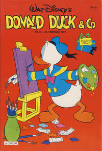 Cover Thumbnail for Donald Duck & Co (Hjemmet / Egmont, 1948 series) #8/1979