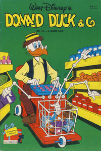 Cover Thumbnail for Donald Duck & Co (Hjemmet / Egmont, 1948 series) #10/1979
