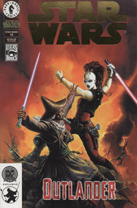 Cover Thumbnail for Star Wars (Dark Horse, 1998 series) #12 [Dynamic Forces Exclusive Cover]