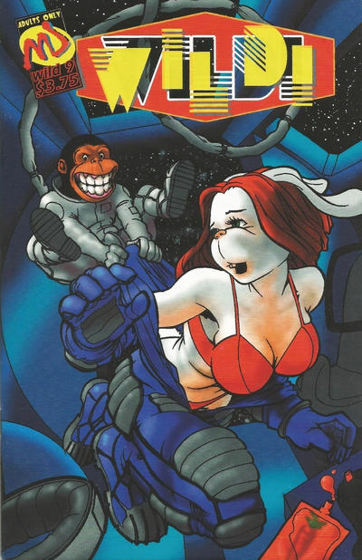 Cover for Wild! (MU Press, 2003 series) #9
