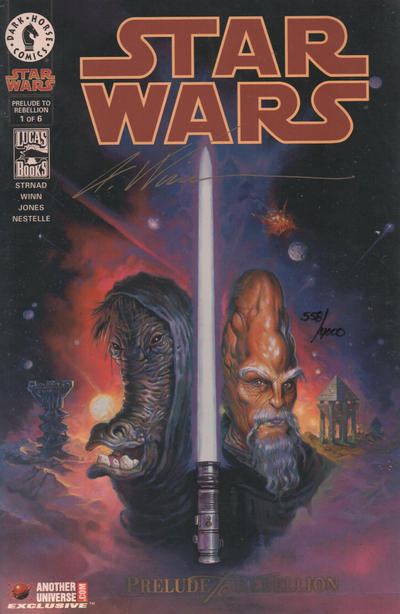 Cover for Star Wars (Dark Horse, 1998 series) #1
