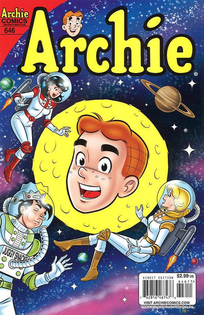 Cover for Archie (Archie, 1959 series) #646