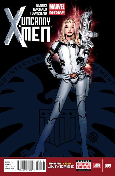 Cover for Uncanny X-Men (Marvel, 2013 series) #9