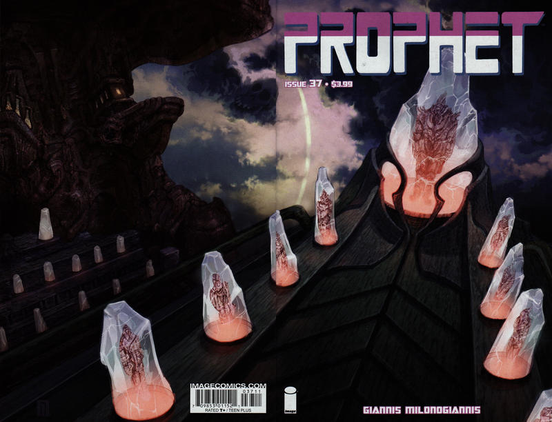 Cover for Prophet (Image, 2012 series) #37