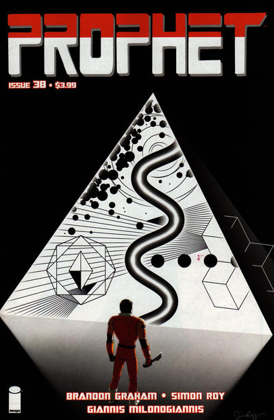 Cover for Prophet (Image, 2012 series) #38