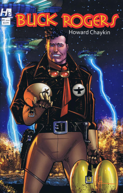 Cover for Buck Rogers in the 25th Century (Hermes Press, 2013 series) #1