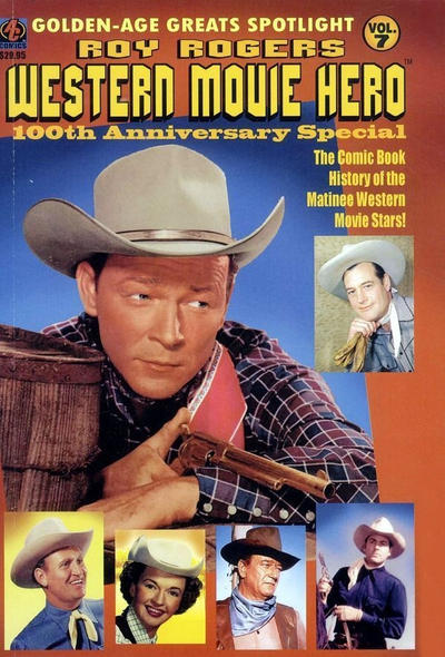 Cover for Golden-Age Greats Spotlight (AC, 2003 series) #7