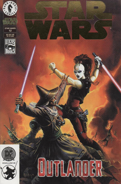 Cover for Star Wars (Dark Horse, 1998 series) #12