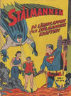 Cover for Stålmannen (Centerförlaget, 1949 series) #1/1960