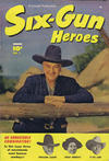 Cover for Six-Gun Heroes (Export Publishing, 1950 series) #1