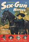 Cover for Six-Gun Heroes (Export Publishing, 1950 series) #6