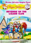 Cover for Thea Stilton (NBM, 2013 series) #2 - Revenge of the Lizard Club