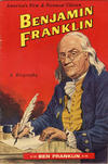 Cover for Benjamin Franklin (Gilberton, 1956 series) #[nn]