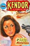 Cover for Kendor (Editora Cinco, 1982 series) #2
