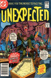 Cover for The Unexpected (DC, 1968 series) #210 [Newsstand]