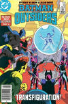 Cover Thumbnail for Batman and the Outsiders (1983 series) #30 [Newsstand]