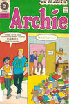 Cover for Archie (Editions Héritage, 1971 series) #10