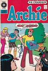 Cover for Archie (Editions Héritage, 1971 series) #2