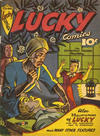 Cover for Lucky Comics (Maple Leaf Publishing, 1941 series) #v5#3