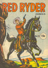 Cover for Red Ryder Comics (Yaffa / Page, 1960 ? series) #22