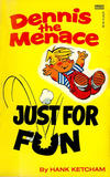Cover for Dennis the Menace - Just for Fun (Gold Medal Books, 1973 series) #12727