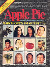 Cover for Apple Pie (Lopez, 1975 series) #5
