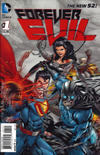 Cover for Forever Evil (DC, 2013 series) #1 [3-D Motion Cover]