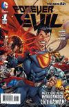 """Cover for Forever Evil (DC, 2013 series) #1 [Ivan Reis, Eber Ferreira & Joe Prado """"Ultraman"""" Cover]"""