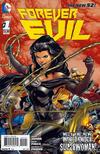 """Cover Thumbnail for Forever Evil (2013 series) #1 [Ivan Reis, Eber Ferreira & Joe Prado """"Superwoman"""" Cover]"""
