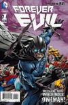 """Cover for Forever Evil (DC, 2013 series) #1 [Ivan Reis / Joe Prado """"Owlman"""" Cover]"""