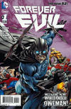 Cover for Forever Evil (DC, 2013 series) #1 [Owlman Variant Cover]