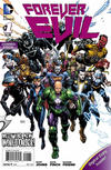 Cover for Forever Evil (DC, 2013 series) #1 [Combo Pack]