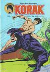 Cover for Korak (Atlantic Förlags AB, 1977 series) #6/1978