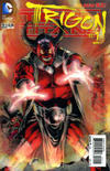 Cover for Teen Titans (DC, 2011 series) #23.1 [3-D Motion Cover]