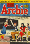 Cover for Archie Comics (Bell Features, 1948 series) #33