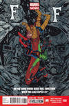 Cover for FF (Marvel, 2013 series) #8