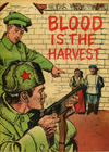 Cover Thumbnail for Blood Is the Harvest (1950 series)