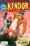 Cover for Kendor (Editora Cinco, 1982 series) #3