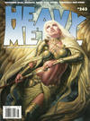 Cover for Heavy Metal Magazine (Heavy Metal, 1977 series) #263