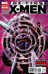Cover Thumbnail for First X-Men (2012 series) #2 [Variant Cover by Mike Deodato Jr.]