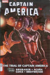 Cover for Captain America: The Trial of Captain America (Marvel, 2011 series)