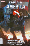 Cover for Captain America: Prisoner of War (Marvel, 2012 series)