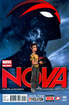 Cover Thumbnail for Nova (2013 series) #2 [2nd Printing]