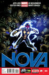 Cover Thumbnail for Nova (2013 series) #4 [Ed McGuinness Standard Cover]