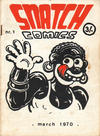 Cover for Snatch Comics ([unknown UK publishers], 1970 series) #1