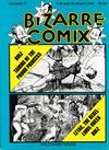 Cover for Bizarre Comix (Bélier Press, 1975 series) #21 - Taming of the Proud Princess; Iztac,the Rebellious Queen