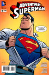 Cover for Adventures of Superman (DC, 2013 series) #4