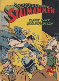 Cover Thumbnail for Stålmannen (Centerförlaget, 1949 series) #5/1960
